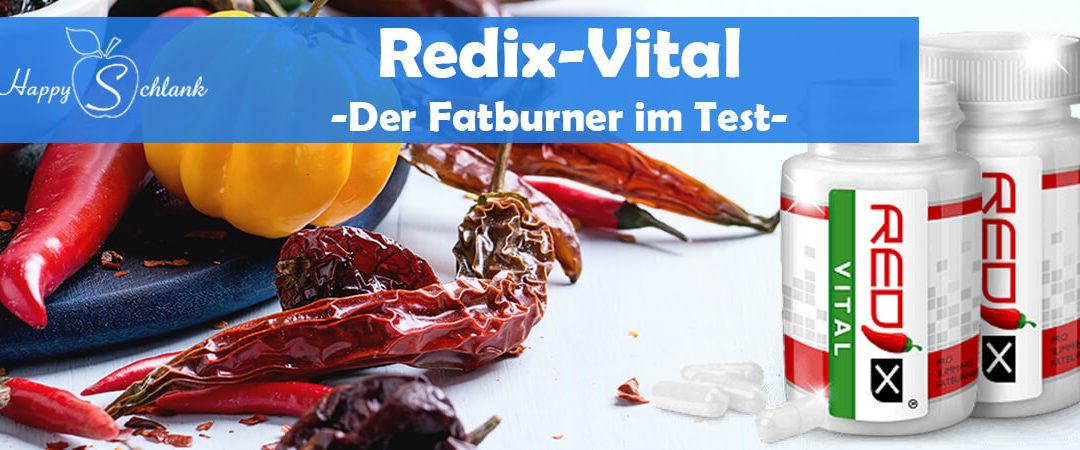 Redix-Vital – Der Fatburner im Test