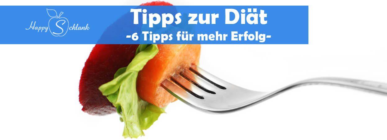 6 Tipps zur Diät