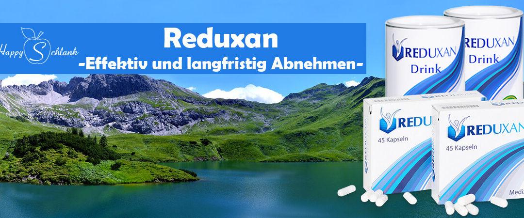 Reduxan – Effektiv und langfristig Abnehmen