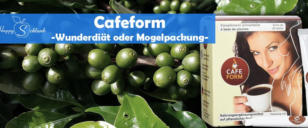 Cafeform – Wunderdiät oder Mogelpackung
