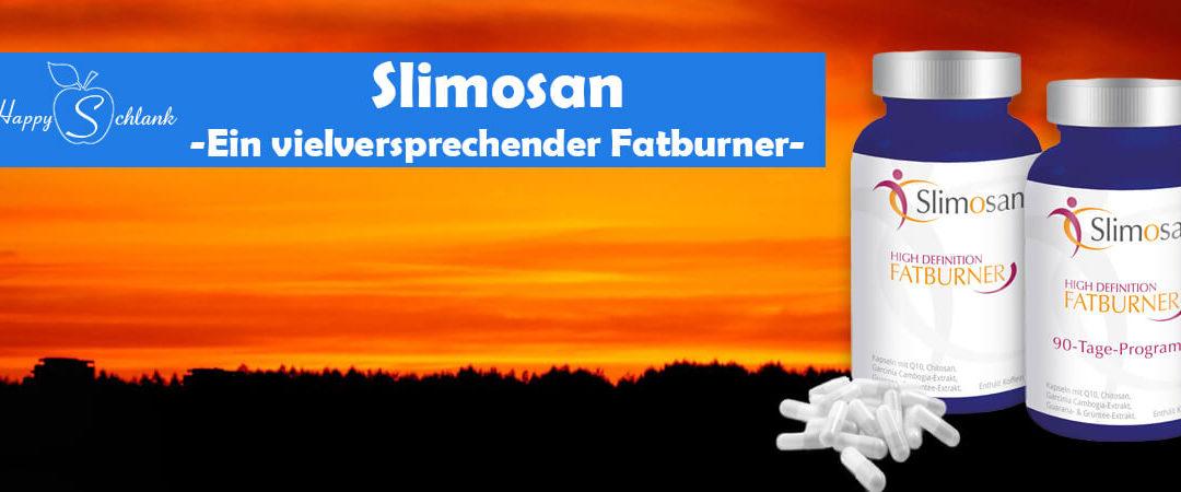 Slimosan – Ein vielversprechender Fatburner am Diät-Markt!