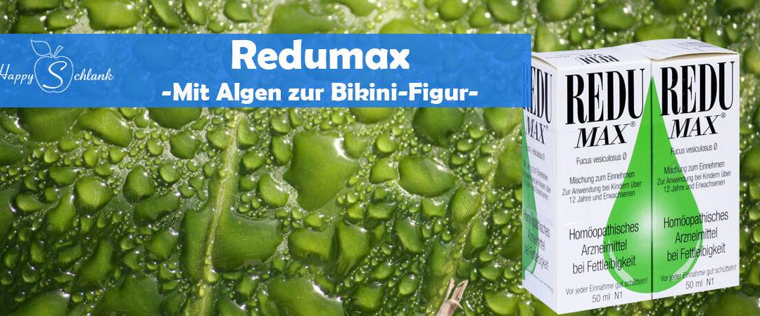Redumax – Mit Algen wirklich zur Bikini-Figur?