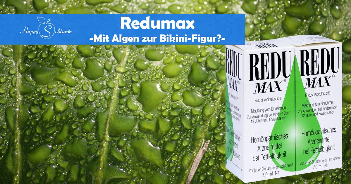 redumax mit algen wirklich zur bikini figur update. Black Bedroom Furniture Sets. Home Design Ideas