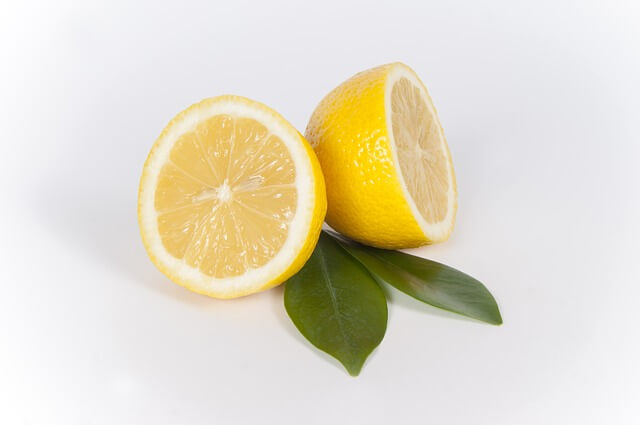 Appetitzügler Zitrone