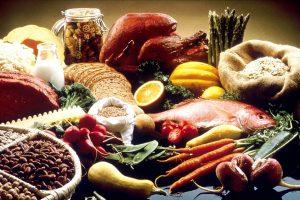 Trennkost Diät Lebensmittel