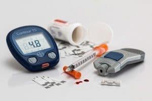 Diabetes Blutzucker Messung