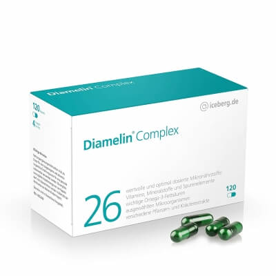 Diaremedium Alternative Diamelin